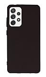 Anti-Shock Samsung Galaxy A72 Siyah Silikon Kılıf