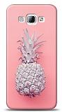 Samsung Galaxy A8 Pink Ananas Kılıf