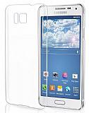 Samsung Galaxy Alpha İnce Kristal Kılıf