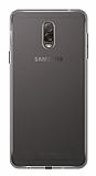 Samsung Galaxy C8 Ultra İnce Şeffaf Silikon Kılıf