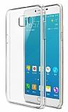 Samsung Galaxy C9 Pro Şeffaf Kristal Kılıf