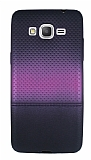 Samsung Galaxy Grand Prime Pembe Noktal� Ultra �nce Silikon K�l�f
