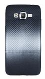 Samsung Galaxy Grand Prime / Prime Plus Silver Noktalı Ultra İnce Silikon Kılıf