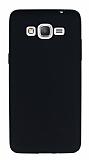 Samsung Galaxy Grand Prime / Prime Plus Mat Siyah Silikon Kılıf