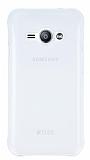 Samsung Galaxy J1 Ace Şeffaf Kristal Kılıf