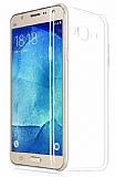 Samsung Galaxy J2 2016 Şeffaf Kristal Kılıf