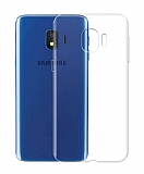 Samsung Galaxy J2 Core J260F Ultra İnce Şeffaf Silikon Kılıf