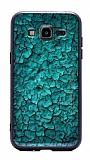 Samsung Galaxy J2 Marble Yeşil Silikon Kılıf