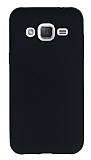 Samsung Galaxy J2 Mat Siyah Silikon Kılıf