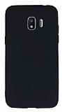 Samsung Galaxy J2 Pro 2018 Mat Siyah Silikon Kılıf