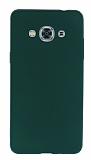 Samsung Galaxy J3 Pro Mat Yeşil Silikon Kılıf