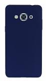 Samsung Galaxy J3 Pro Mat Lacivert Silikon Kılıf