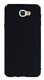 Samsung Galaxy J5 Prime Tam Kenar Koruma Siyah Rubber Kılıf