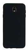 Samsung Galaxy J5 Pro 2017 Mat Siyah Silikon Kılıf
