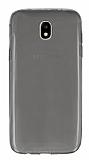 Samsung Galaxy J5 Pro 2017 Ultra İnce Şeffaf Siyah Silikon Kılıf