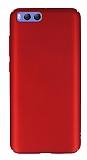 Xiaomi Mi 6 Tam Kenar Koruma Kırmızı Rubber Kılıf