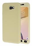 Samsung Galaxy J7 Prime / J7 Prime 2 360 Derece Koruma Likit Gold Silikon Kılıf