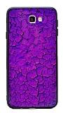 Samsung Galaxy J7 Prime / J7 Prime 2 Marble Mor Silikon Kılıf