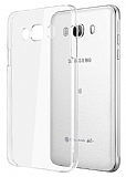 Samsung Galaxy J7 Şeffaf Kristal Kılıf