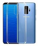 Samsung Galaxy J8 Ultra İnce Şeffaf Silikon Kılıf