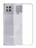 Samsung Galaxy M32 Ultra İnce Şeffaf Silikon Kılıf