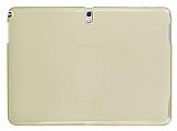 Samsung Galaxy Note 10.1 2014 Edition SM-P600 �effaf Gold Silikon K�l�f