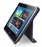Samsung Galaxy Note 10.1 Orjinal Standl� Book Siyah K�l�f