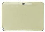 Samsung Galaxy Note 10.1 �effaf Gold Silikon K�l�f