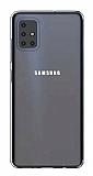 Samsung Galaxy Note 10 Lite Ultra İnce Şeffaf Silikon Kılıf
