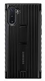 Samsung Galaxy Note 10 Orjinal Koruyucu Siyah Kılıf