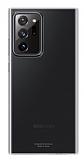 Samsung Galaxy Note 20 Ultra Orjinal Clear Cover Şeffaf Kılıf
