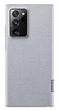 Samsung Galaxy Note 20 Ultra Orjinal Gri Kvadrat Kılıf