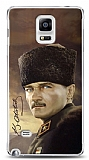 Samsung Galaxy Note 4 Asker Atatürk Kılıf