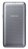 Samsung Galaxy Note 5 EP-TN920 Orjinal Kablosuz �arj �zellikli Silver K�l�f