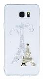 Samsung Galaxy Note 5 Ta�l� Paris �effaf Silikon K�l�f
