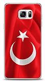 Samsung Galaxy Note 5 Türk Bayrağı Kılıf