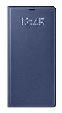 Samsung Galaxy Note 8 Orjinal Led View Cover Lacivert Kılıf