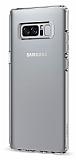 Samsung Galaxy Note 8 Şeffaf Kristal Kılıf