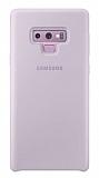 Samsung Galaxy Note 9 Orjinal Mor Silikon Kılıf