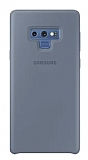 Samsung Galaxy Note 9 Orjinal Lacivert Silikon Kılıf