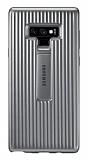Samsung Galaxy Note 9 Orjinal Standlı Silver Kılıf