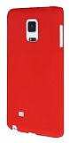 Samsung Galaxy Note Edge Kırmızı Rubber Kılıf