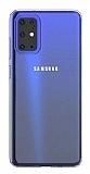 Samsung Galaxy S10 Lite Ultra İnce Şeffaf Silikon Kılıf