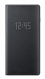 Samsung Galaxy S10 Orjinal Led View Cover Siyah Kılıf