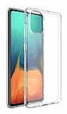 Samsung Galaxy S20 FE Ultra İnce Şeffaf Silikon Kılıf