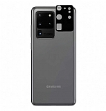 Samsung Galaxy S20 Ultra 3D Cam Kamera Koruyucu
