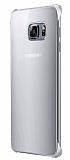 Samsung Galaxy S6 Edge Plus Orjinal Glossy Cover Silver Aynalı Kılıf
