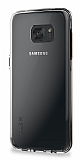 Samsung Galaxy S7 Edge Pavis Şeffaf Rubber Kılıf