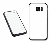 Samsung Galaxy S7 Edge Manyetik Şarj Özelikli Powerbank ve Beyaz Kılıf