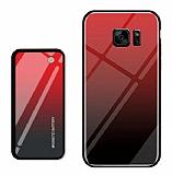 Samsung Galaxy S7 Edge Manyetik Şarj Özelikli Powerbank ve Kırmızı Kılıf